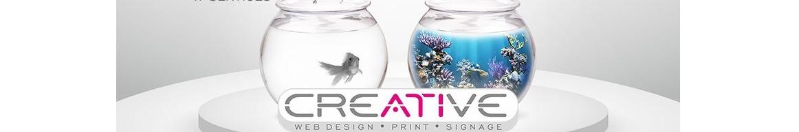 Creative - Design & Print