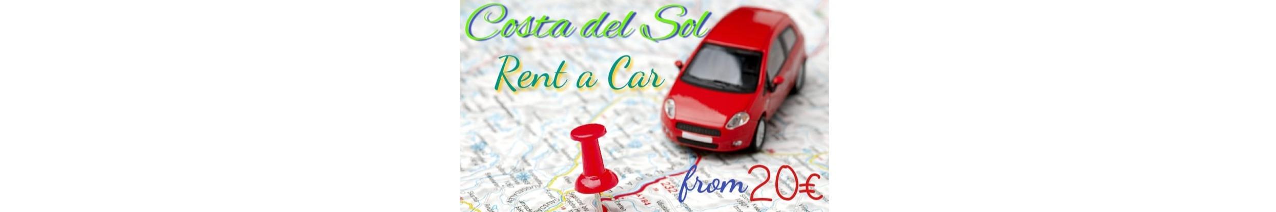 Rent a Car COSTA DEL SOL