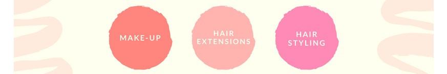 Eyelash Extensions and Hair Salon