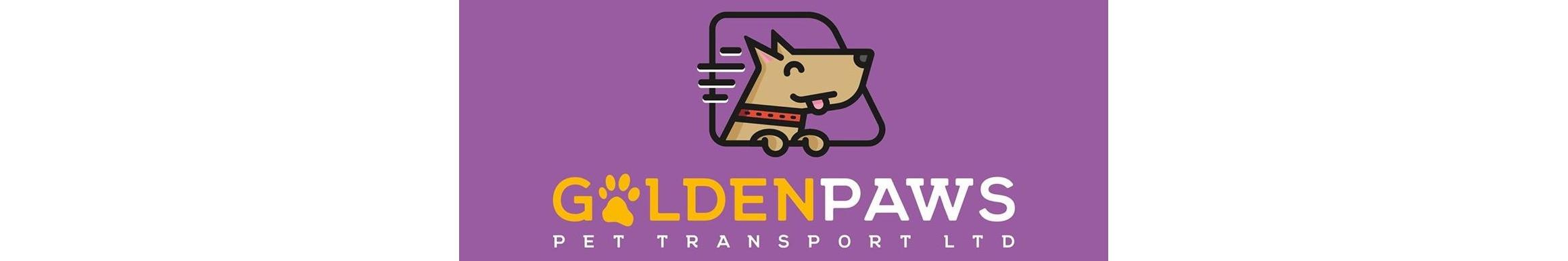 Golden Paws Pet Transport Ltd