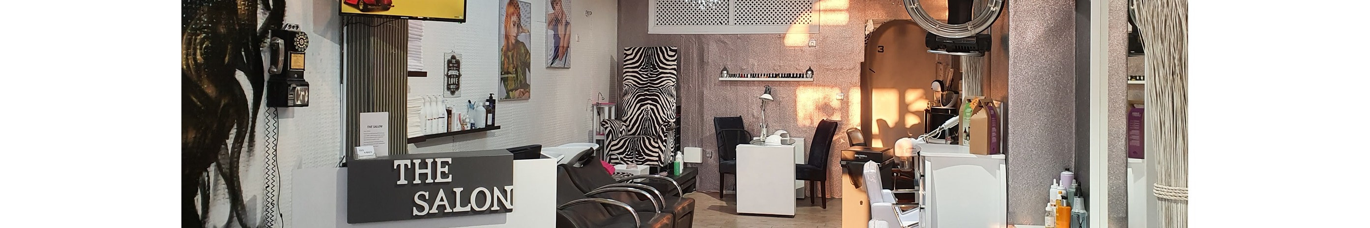 Hair/Beauty/Nails and Massage Salon in Benalmadena